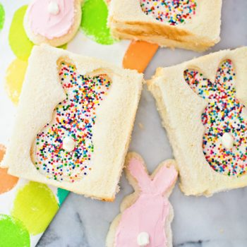 Fairy Bunny Bread