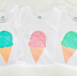 Ice Cream T-Shirts