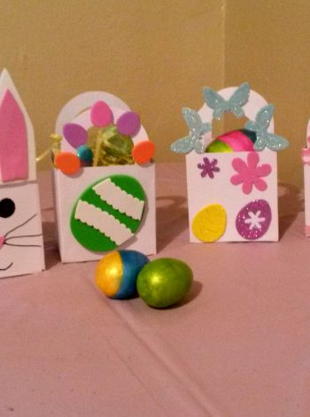 Easter Favor Bags