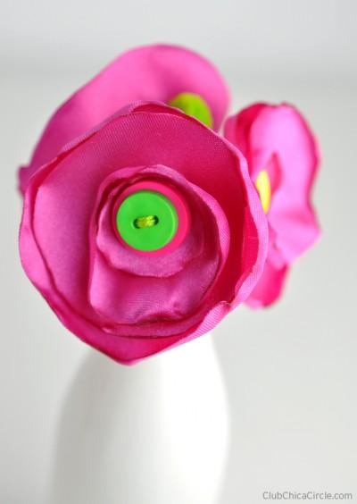 Satin Flower Bouquet