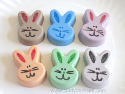 Easter Bunny Candies