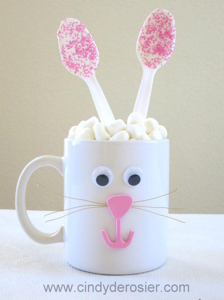 Bunny Cocoa Kit