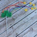 St. Patrick's Day Wand