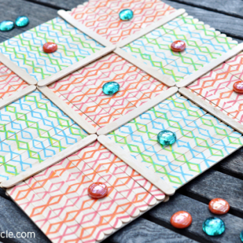 Easy Tic Tac Toe Game Board