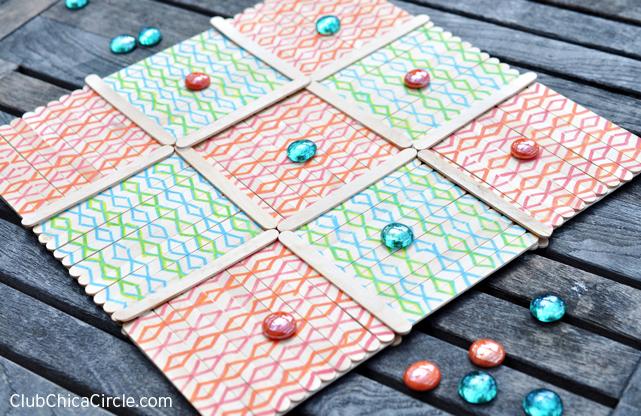 Easy Tic Tac Toe Game Board