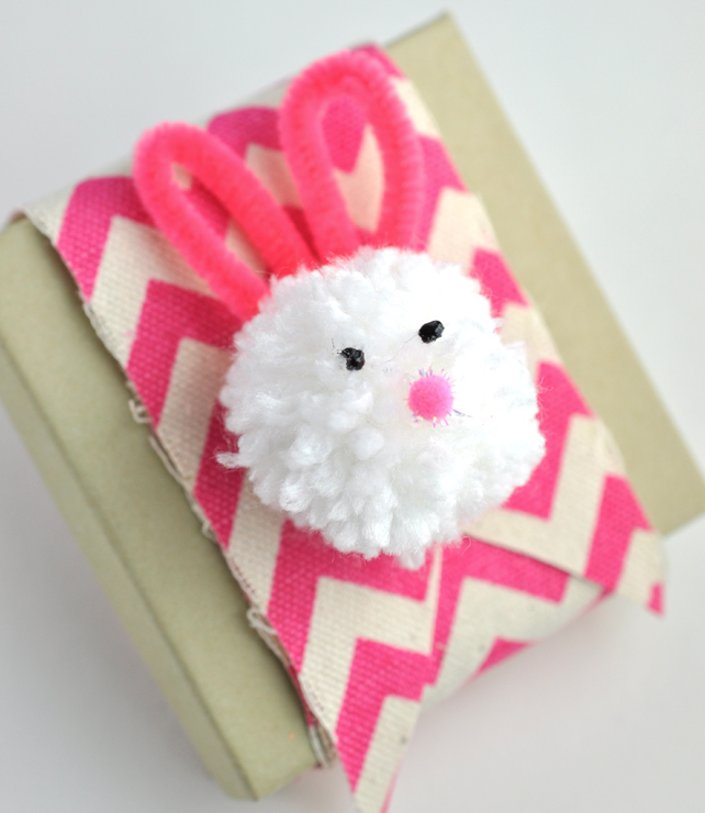 Pom Pom Bunny Decorations