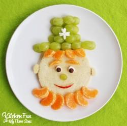 St. Patrick's Day Leprechaun Pancakes