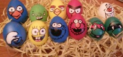Character Easter Eggs