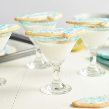 Cinderella Cookies and Milk