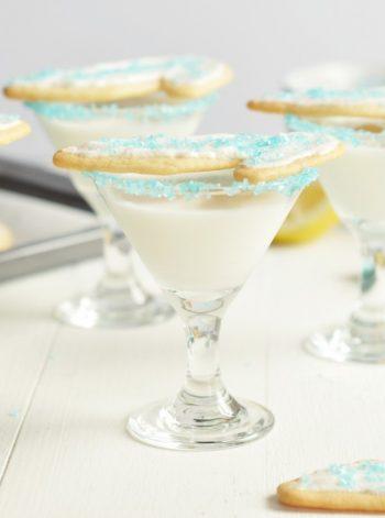 Cinderella Cookies and Milk
