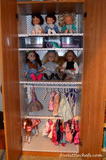 Doll Closet