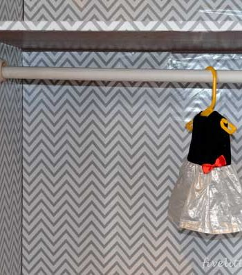 Clothes Hangers for Dolls