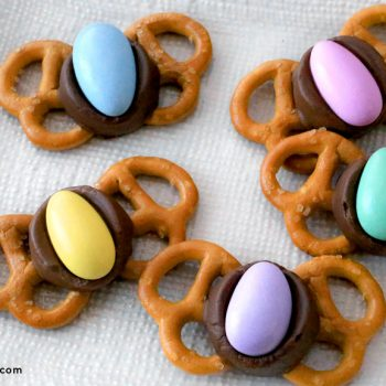 Butterfly Pretzel Treats