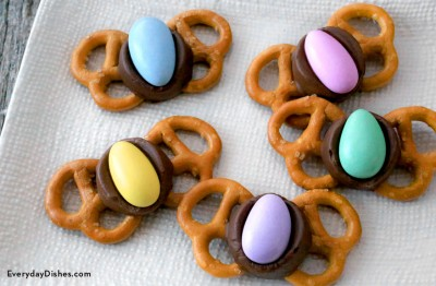 Easter Butterfly Treats