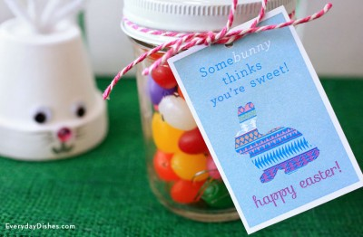 Printable Easter labels
