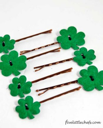St. Patrick's Day Hair Accessory