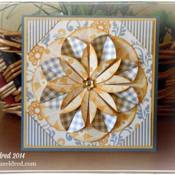 Fabulous Fancy Folded Card