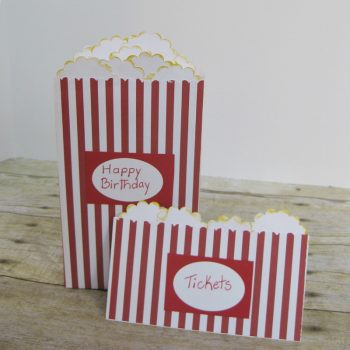 Movie-Themed Gift and Card