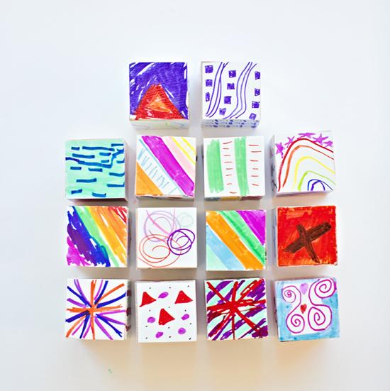 Kids' Art Blocks