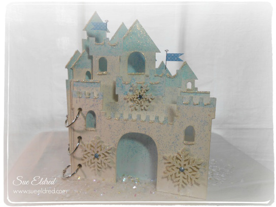 Frozen-Inspired Ice Castle Album