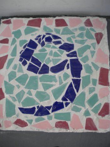 Mosaic Paver