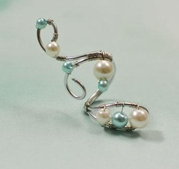 Wire Finger Ring