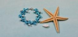 Ocean-Inspired Bracelet