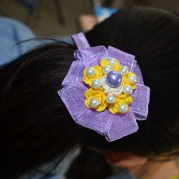 Flower Hairclip