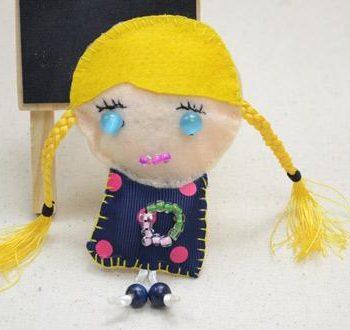 Felt Doll