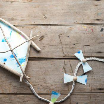 Driftwood Kite