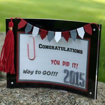 Graduation Frame with Tassel