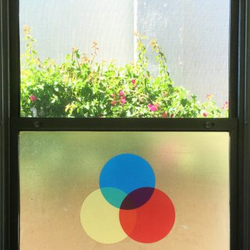 Suncatcher Privacy Window Screen
