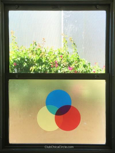 Suncatcher Privacy Window Screen