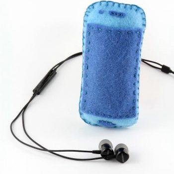 Felt Cell Phone
