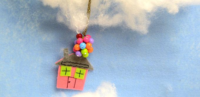 'Up' Necklace