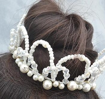 Beaded Crown