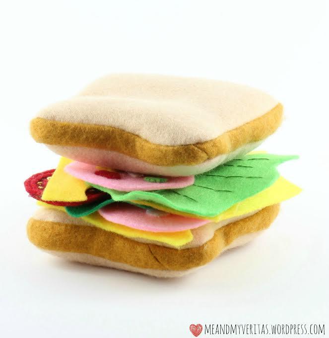 Felt Sandwich