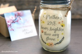 A Candle for Mom