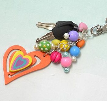 Colorful Keychain