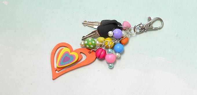 Colorful Key Chain