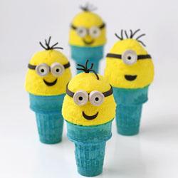 Ice Cream Cone Minions