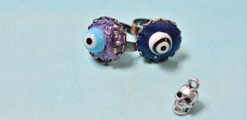 Halloween Eyeball Ring