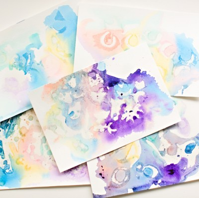 Watercolor and Oil Paintings