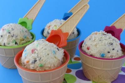 Never-Melt Ice Cream Cupcakes