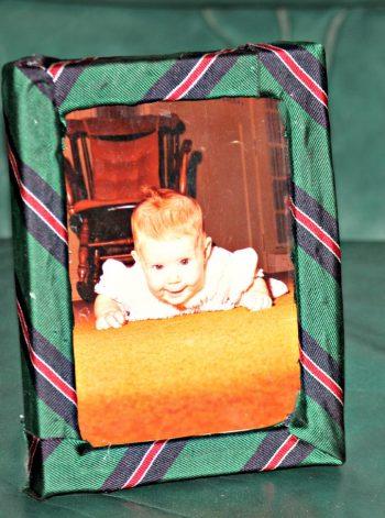 Necktie Picture Frame
