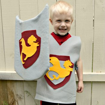 Knight Tunics and Shields