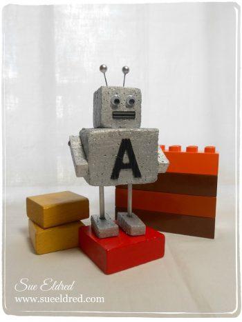 Foam Robot