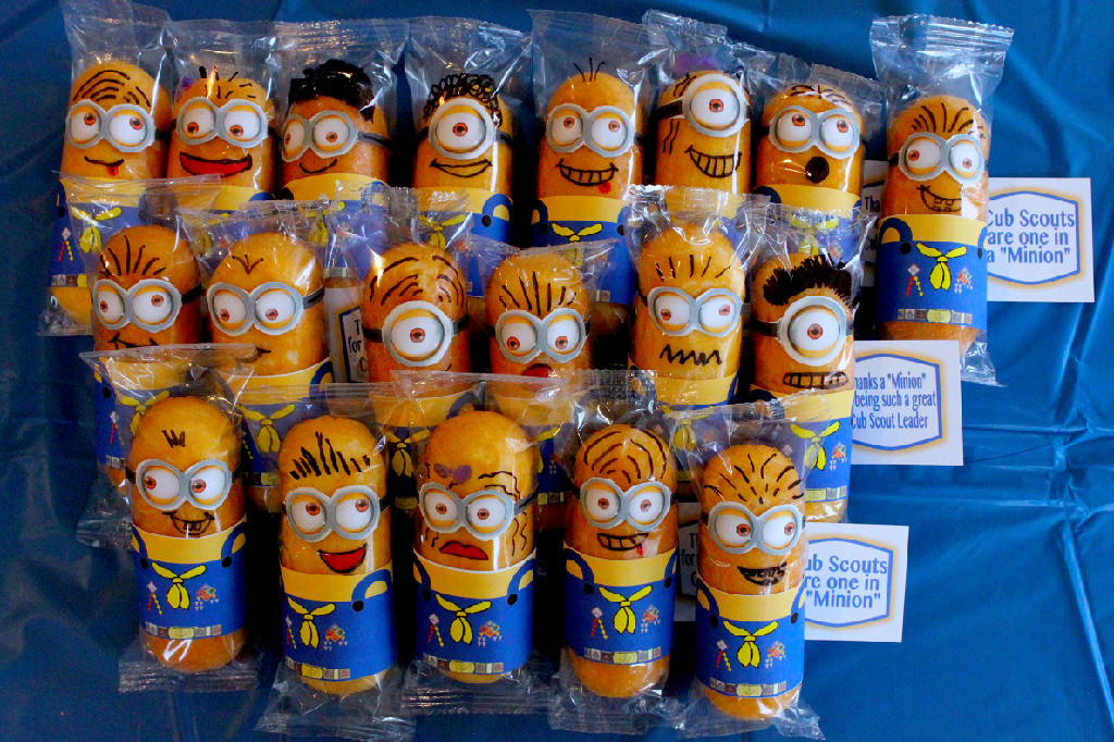Cub Scouts Are One in a Minion | Fun Family Crafts
