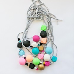 Wooden Bead Necklaces