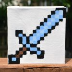 Minecraft Canvas Art